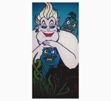 Mischievous Ursula  Kids Tee