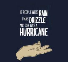She Was A Hurricane | Women's T-Shirt