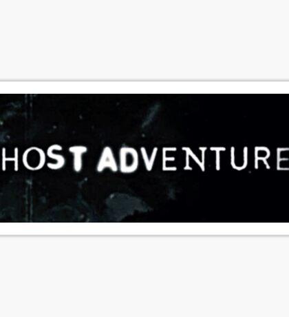 Ghost Adventures stickers  Sticker