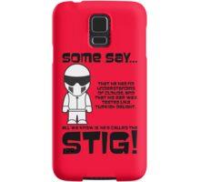 The Stig - No understanding of Clouds Samsung Galaxy Case/Skin