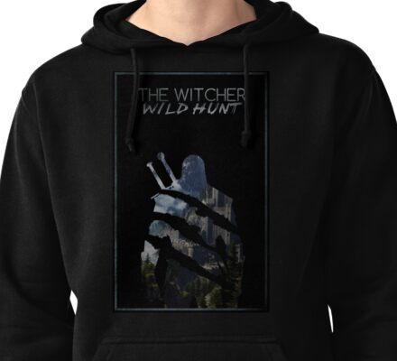 The Witcher Pullover Hoodie