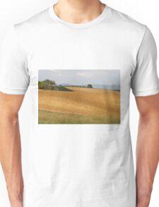 hilly landscape Unisex T-Shirt