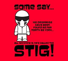 The Stig - Droppings as far North as York by jimcwood