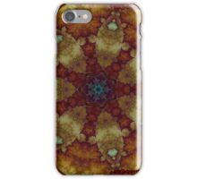 Autumnal Mandelbrots iPhone Case/Skin