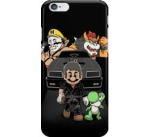 Mad M. iPhone Case/Skin