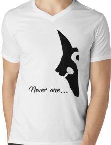 Kindred - Never one  Mens V-Neck T-Shirt