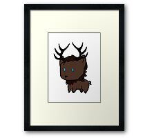 My little Baratheon Framed Print