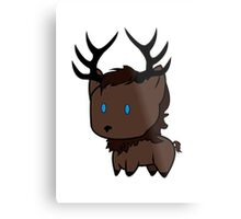 My little Baratheon Metal Print
