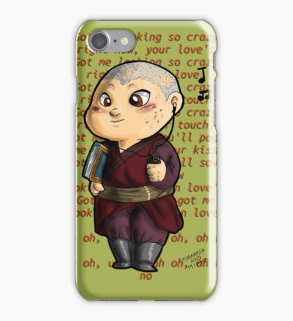 Doctor Strange - Wong  iPhone Case/Skin