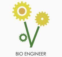 Bio Engineer Black by Oomazing