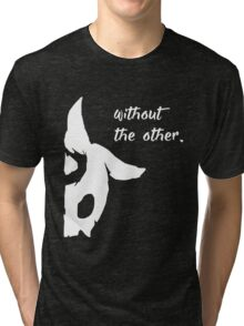 Kindred - Without the other Tri-blend T-Shirt