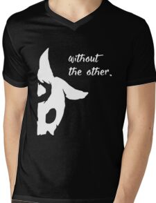 Kindred - Without the other Mens V-Neck T-Shirt