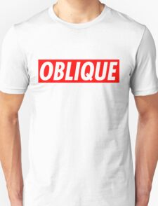 Oblique/Obey T-Shirt