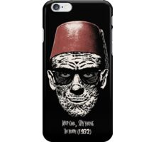 Keep cool, stay young. iPhone Case/Skin