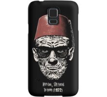 Keep cool, stay young. Samsung Galaxy Case/Skin