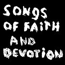Depeche Mode : Paint of Song Of Faith and Devotion - Only Title by Luc Lambert