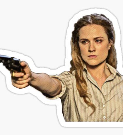 Westworld - Dolores Sticker