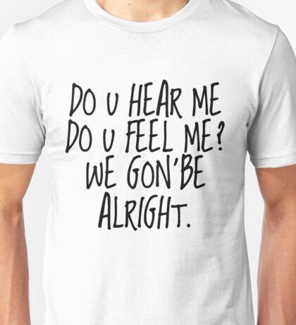 Kendrick Lamar - Alright Unisex T-Shirt