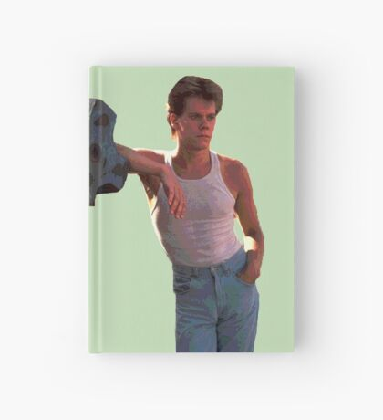 Footloose - Kevin Bacon Hardcover Journal