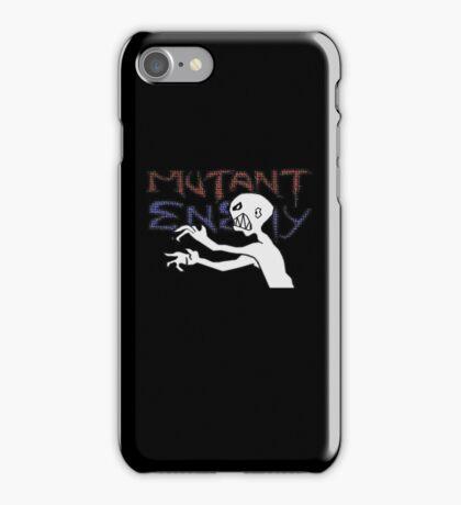 Mutant Enemy  iPhone Case/Skin