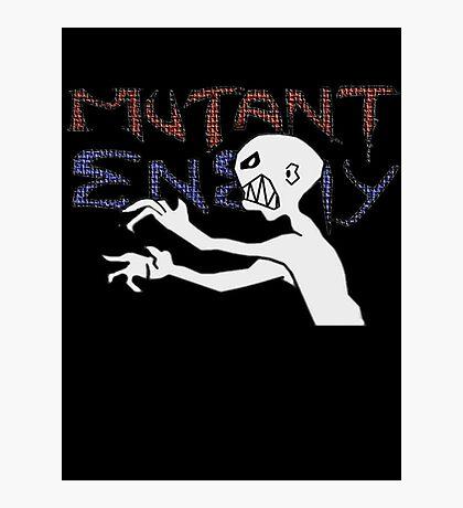 Mutant Enemy  Photographic Print