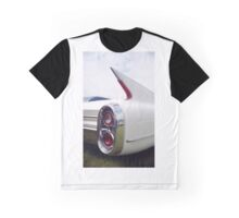 1960 CADDY FIN Graphic T-Shirt