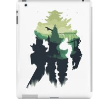 SHADOW OF COLOSSUS iPad Case/Skin