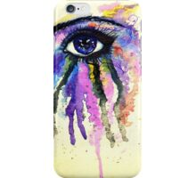 Watercolor Eye iPhone Case/Skin