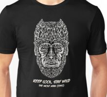 Keep cool, stay wild. Unisex T-Shirt