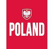 POLAND Photographic Print