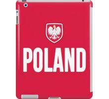 POLAND iPad Case/Skin