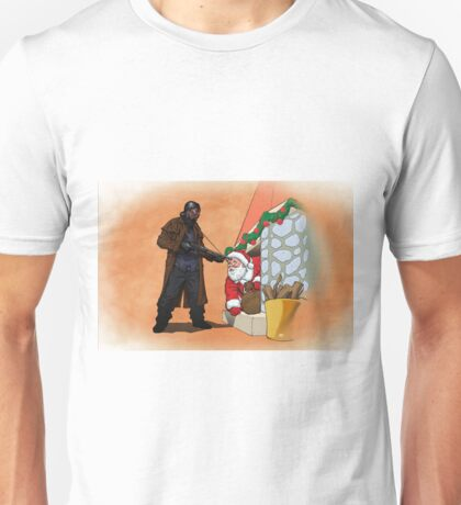 Omar Little strikes again Unisex T-Shirt
