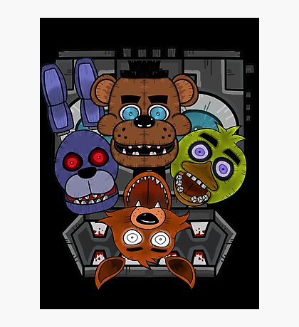 Five Nights at Freddy's Photographic Print