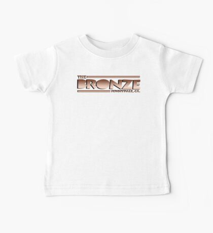 The Bronze at Sunnydale (Buffy the Vampire Slayer) Baby Tee
