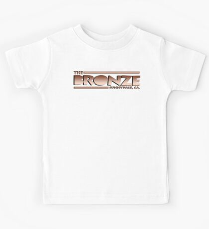The Bronze at Sunnydale (Buffy the Vampire Slayer) Kids Tee