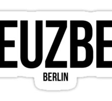 Kreuzberg, Berlin Sticker