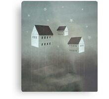 Architecture of Dreams Metal Print