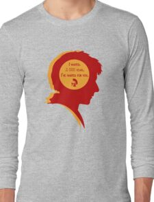 Rory silhouette Long Sleeve T-Shirt
