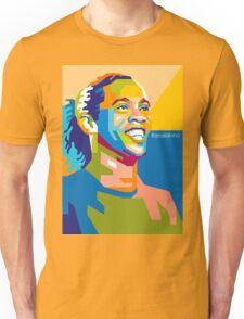 WPAP - Ronaldinho Unisex T-Shirt