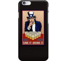 Beer Pong iPhone Case/Skin