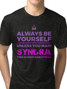 Syndra Main Tri-blend T-Shirt