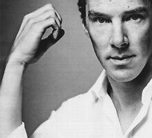 Benedict Cumberbatch by sophietask