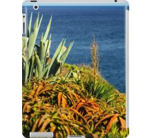 Cypress Sea Coast - Nature Photography iPad Case/Skin