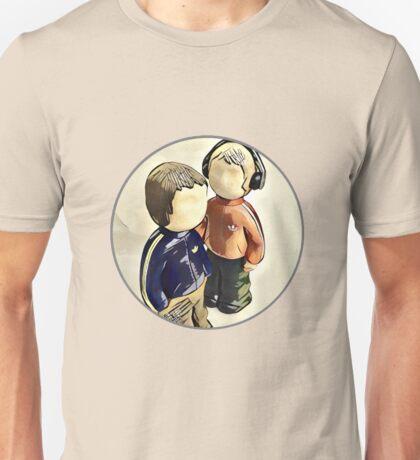 Dassler Caractars  Unisex T-Shirt