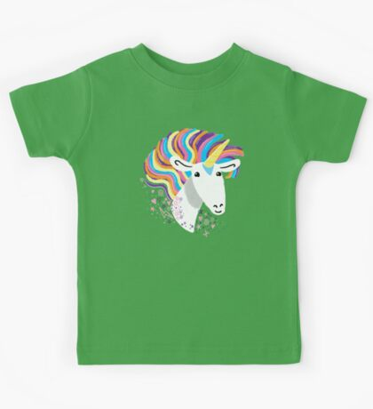 completely love this unicorn Kids Tee