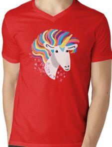 completely love this unicorn Mens V-Neck T-Shirt
