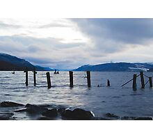 Lochness Photographic Print