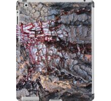 Bark Blood iPad Case/Skin