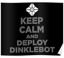 DEPLOY DINKLEBOT Poster