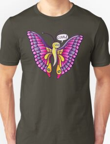 Coolorful Butterfly Unisex T-Shirt